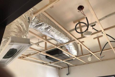 空調規劃/裝潢配合